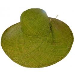 Chapeau rabane couleurs