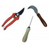 La Vannerie d'Aujourd'hui - Pack d'outils pour débutant en vannerie