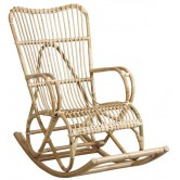 La Vannerie d'Aujourd'hui - Rocking-chair adulte en manau