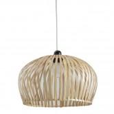 La Vannerie d'Aujourd'hui - Abat-jour design vintage bambou naturel