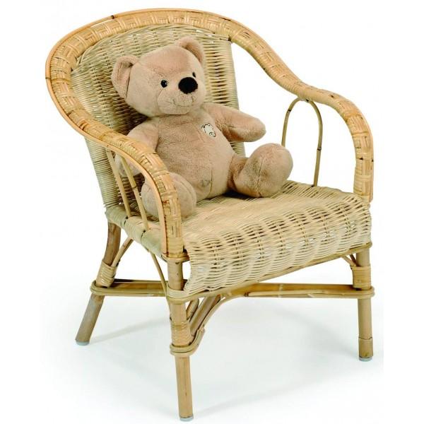 fauteuil enfant rotin crapaud la vannerie d 39 aujourd 39 hui. Black Bedroom Furniture Sets. Home Design Ideas