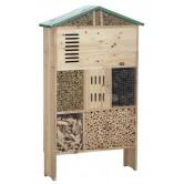 Maison à insectes en bois 1er choix